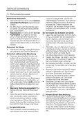 Gebrauchsanweisung Electrolux Einbau Backofen ... - Elektroshop24 - Page 3