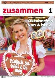 Oktoberfest von A bis Z