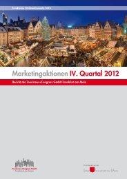 MQ_4_2012 - Tourismus und Congress GmbH