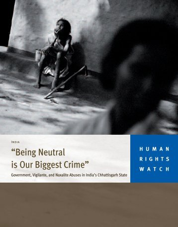 """Being Neutral is Our Biggest Crime"" - Global Coalition to Protect ..."