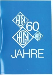 HGN 60 Jahre - HG Nürnberg