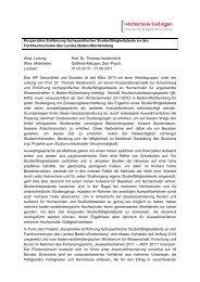 Kooperative Einführung fachspezifischer Studierfähigkeitstests an ...