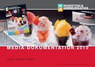 MEDIA-DOKUMENTATION 2010