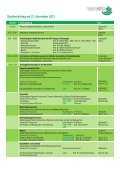Studieninfotag am 21. November 2012 - Seite 2