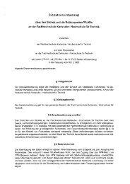 Dienstvereinbarung - Hochschule Karlsruhe – Technik und Wirtschaft