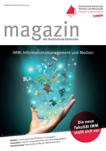 PDF: 9 MB - Hochschule Karlsruhe – Technik und Wirtschaft