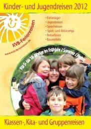 Download Katalog, komplett - Kindervereinigung Berlin e.V.