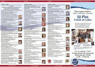16. und 17. März 2013 in Herzogenrath - 50-Plus - Freude am Leben