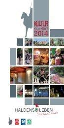 Kulturkalender Haldensleben 2014
