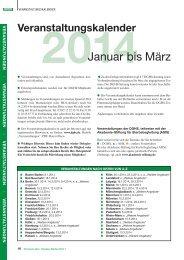 Veranstaltungskalender - Deutsche Gesellschaft für Humanes Sterben
