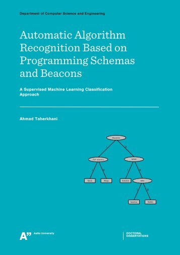 Automatic Algorithm Recognition Based on Programming Schemas ...