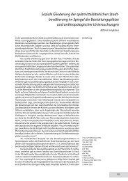 Bettina Jungklaus - Deutsche Gesellschaft für Archäologie des ...