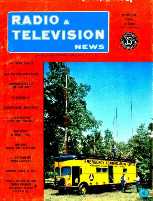 In This Issue Americanradiohistory Com
