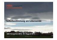 Wicki & Meier (2013) SZH Kongress (PDF, 0.9 Mb) - HfH