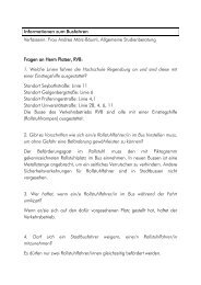 Informationen zum Busfahren Verfasserin: Frau Andrea März-Bäuml ...