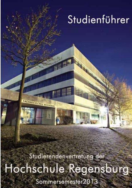 Studienführer - Hochschule Regensburg