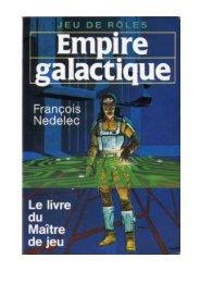 (voir tableau p. 51) Secteur galactique - Lord Samael