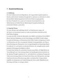 Einfache energetische Klassifizierung von Gebäudegruppen und ...