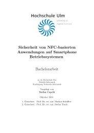 PDF 941kB - Hochschule Ulm