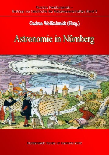 Cover - Astronomie in Nürnberg 2006