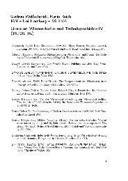 Literaturliste (PDF)