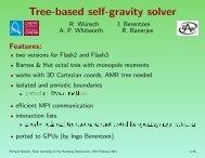 Tree Poisson solver