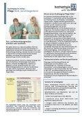 Factsheets für Partnerunternehmen im ... - Hochschule 21 - Page 4
