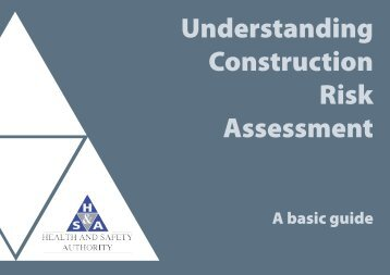 Understanding Construction Risk Assessment - Health and Safety ...