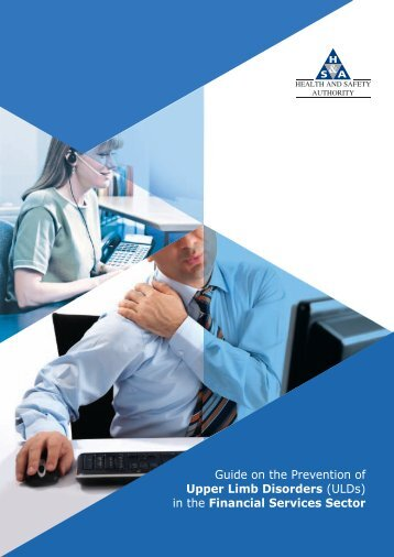 Guide on the Prevention of Upper Limb Disorders - Health and ...