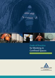 for Working in Confined Spaces - Health and Safety Authority