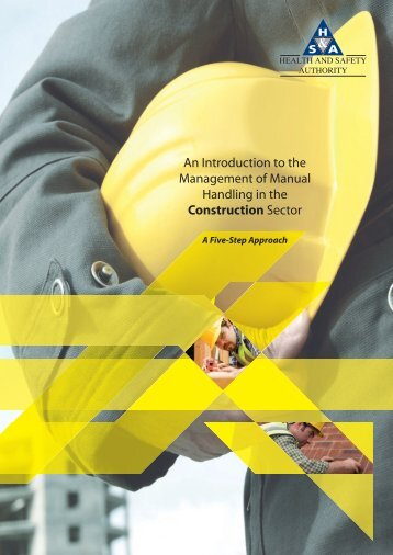Management of Manualhandling in the Construction Sector.pdf