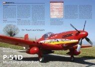 P-51D Mustang Dago Red - Modellsport Schweighofer