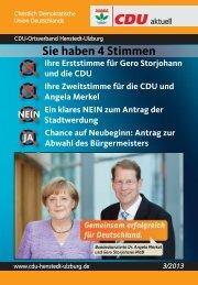 Als PDF-Version herunterladen - CDU Ortsverband Henstedt-Ulzburg