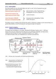 N151 MS IonenquellenDetektoren B BA