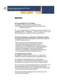 Referenzliste im PDF-Format - Bau-Plan-Consult GmbH