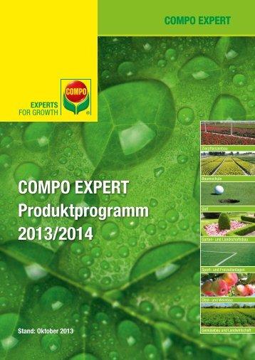 Broschüre herunterladen - COMPO EXPERT