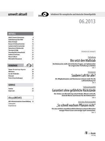 Juni 2013 - EU-Koordination