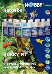 Ratgeber / HOBBY_Fit - Dohse Aquaristik KG