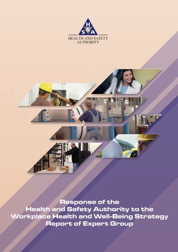 Wellbeing Response.pdf - Health and Safety Authority