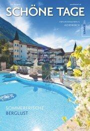 Posthotel - Sommerpostille 2011