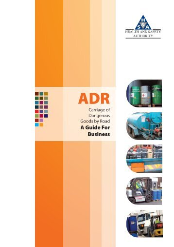ADR Carriage of Dangerous Goods by Road A Guide for Business.pdf