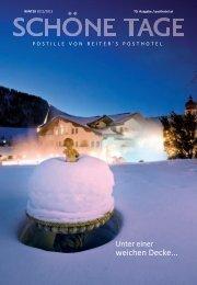 Posthotel - Winterpostille 2012/2013