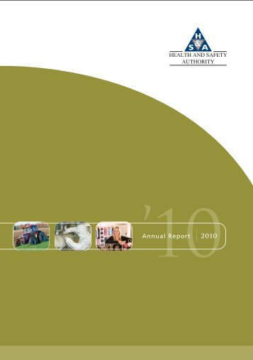 Annual Report 2010.pdf - Health and Safety Authority