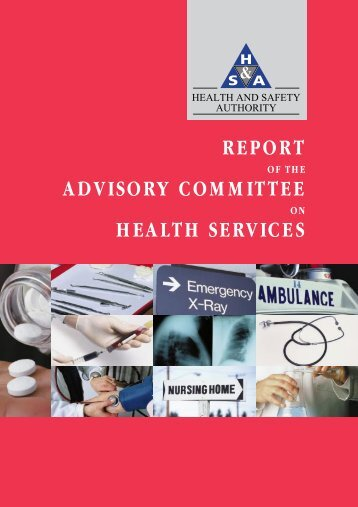 Advisory Report - Health and Safety Authority
