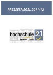 Untitled - Hochschule 21