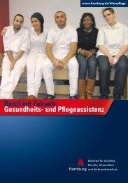 Beruf mit Zukunft: Gesundheits- und Pflegeassistenz - Hsb-ev.de