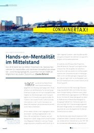 Carl Robert Eckelmann AG, Artikel HSBA Magazin Nr. 3 PDF