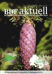 Ausgabe 07-08/2013 - BDF