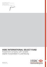 5 Year Fixed to Floating Certificate of Deposit - HSBC Bermuda
