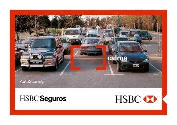 Cuadernillo de Condiciones AutoScoring - Hsbc